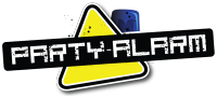 Party-Alarm logo